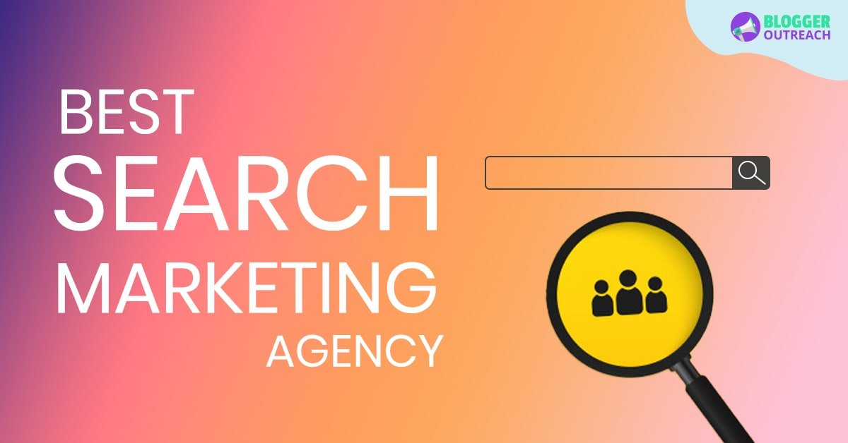 Search Marketing Agency